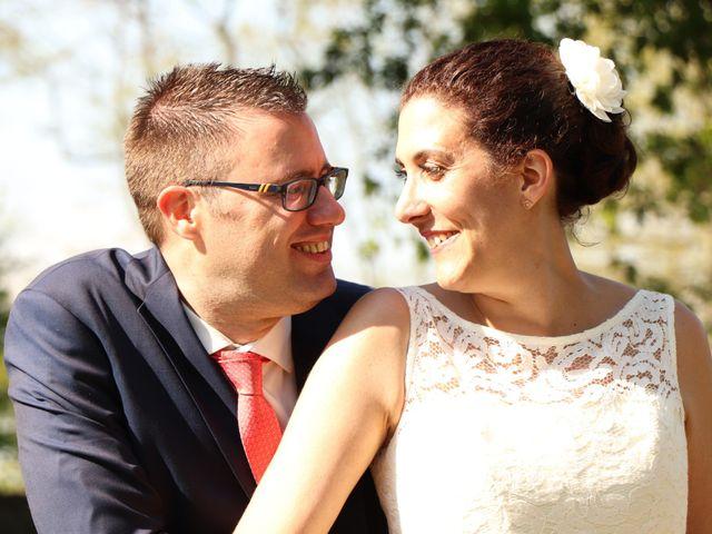 Le mariage de Emilie  et Erwann