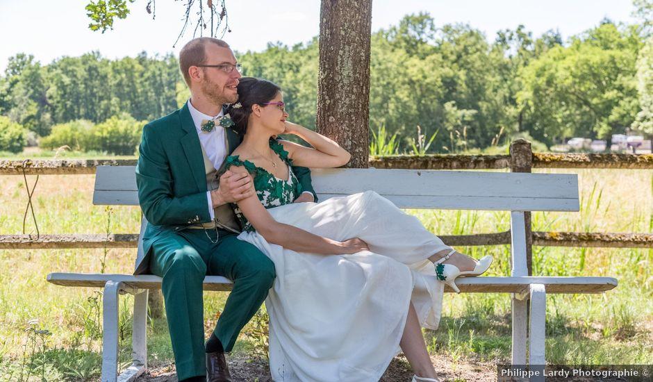 Le mariage de Aurélien et Sabrina à Lezoux, Puy-de-Dôme