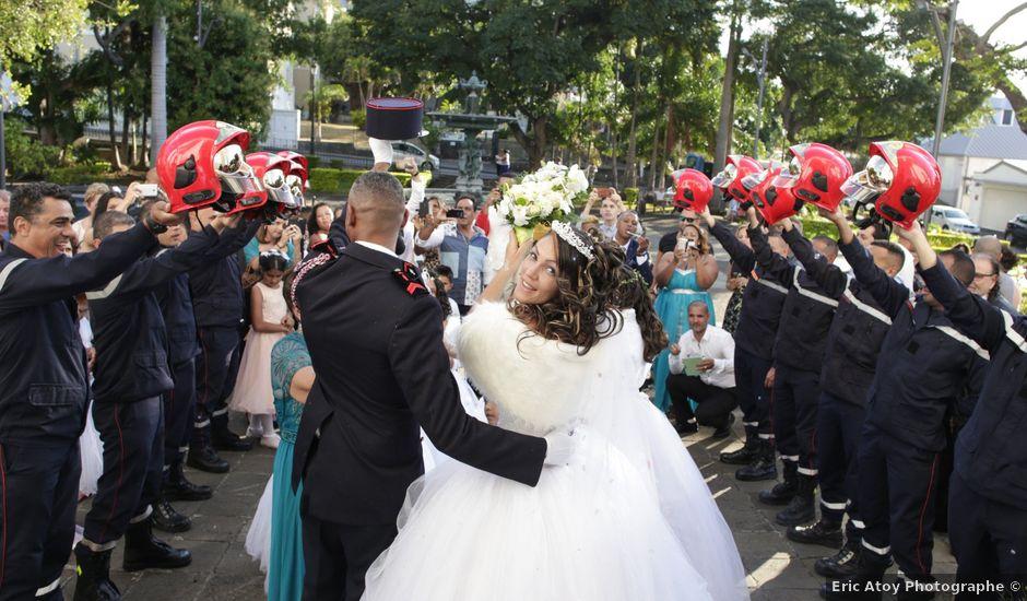 Le mariage de Vincent et Clara à Saint-Denis, La Réunion