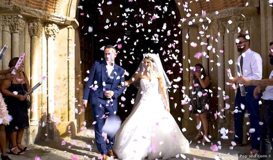 Le mariage de David et Nathalie à Rieux-de-Pelleport, Ariège