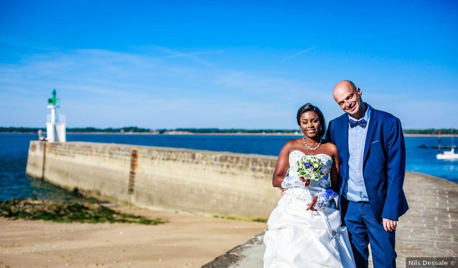 Le mariage de Cédric et Warren à Mesquer, Loire Atlantique