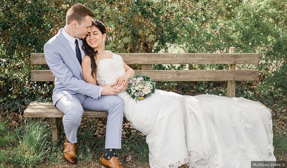 Le mariage de Maxime et Viviana à Thourie, Ille et Vilaine