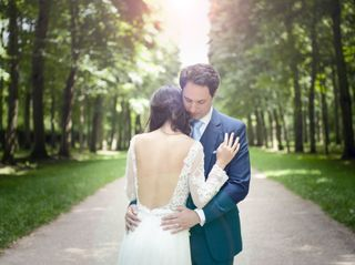 Le mariage de Francesca et Romain