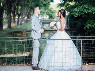 Le mariage de Priscillia et Maxime