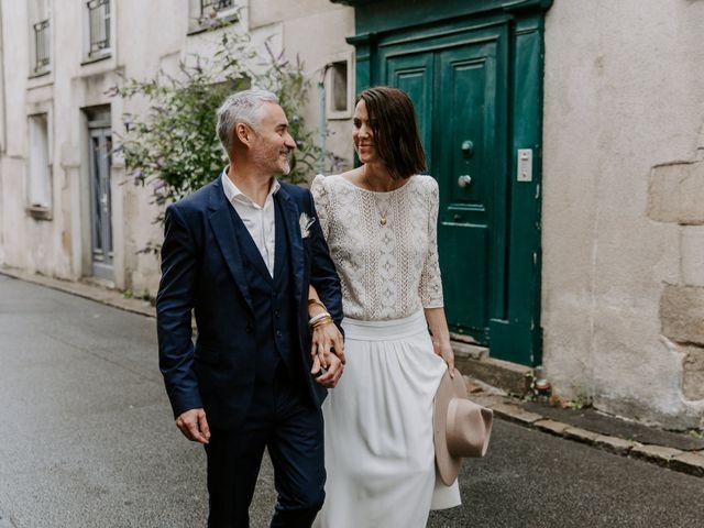 Le mariage de Cyrille et Noémie à Nantes, Loire Atlantique 1