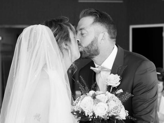 Le mariage de David et Martine à Octeville, Manche 4