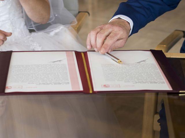 Le mariage de David et Martine à Octeville, Manche 6