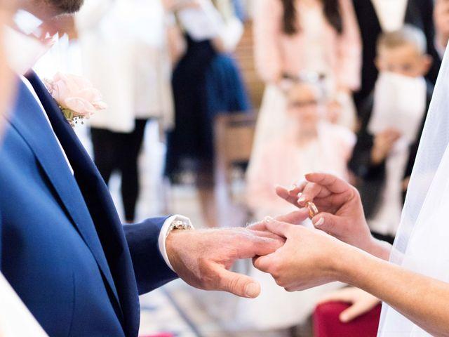 Le mariage de David et Martine à Octeville, Manche 12