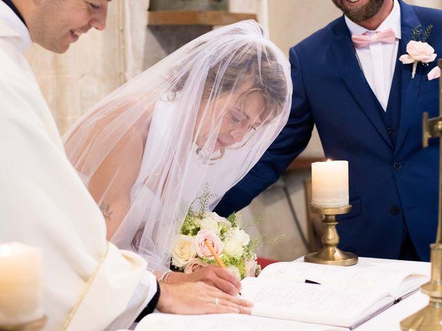Le mariage de David et Martine à Octeville, Manche 14