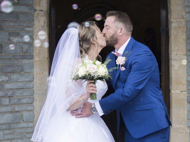 Le mariage de Martine et David
