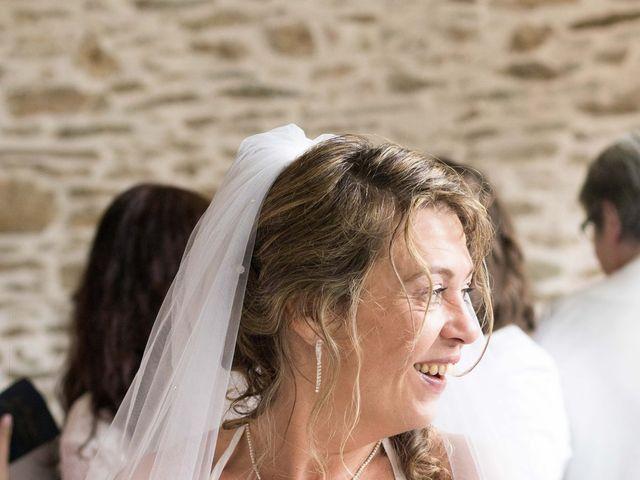 Le mariage de David et Martine à Octeville, Manche 32