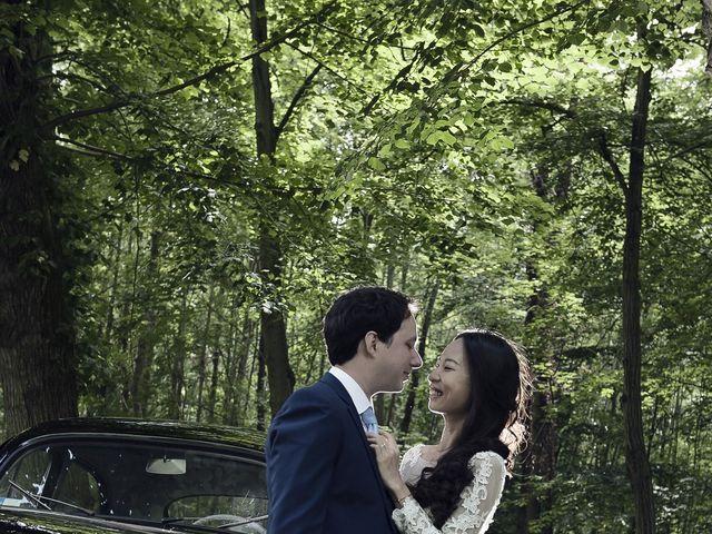 Le mariage de Romain et Francesca à Issy-les-Moulineaux, Hauts-de-Seine 10