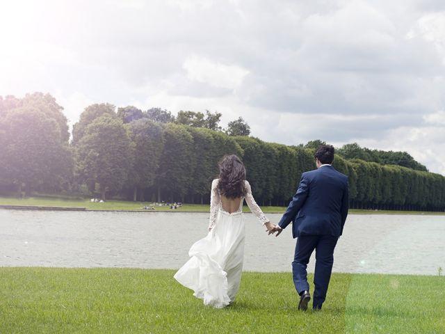 Le mariage de Romain et Francesca à Issy-les-Moulineaux, Hauts-de-Seine 24
