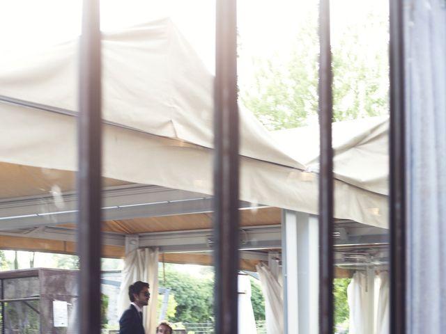 Le mariage de Romain et Francesca à Issy-les-Moulineaux, Hauts-de-Seine 29