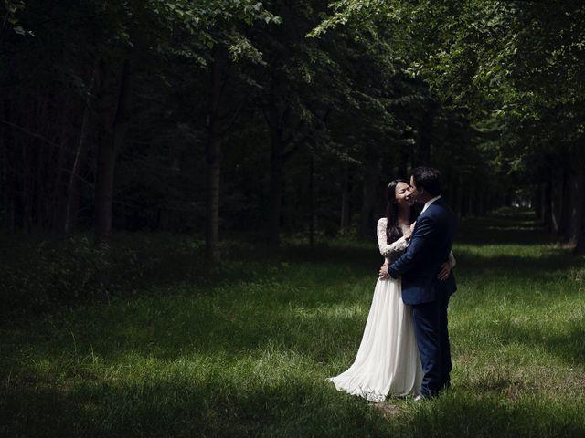 Le mariage de Romain et Francesca à Issy-les-Moulineaux, Hauts-de-Seine 25