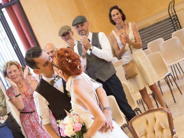 Le mariage de Nicolas et Mélanie à Noves, Bouches-du-Rhône 11