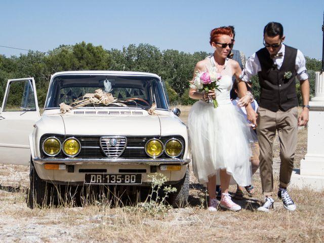 Le mariage de Nicolas et Mélanie à Noves, Bouches-du-Rhône 24
