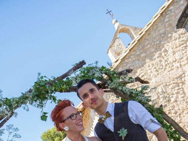 Le mariage de Nicolas et Mélanie à Noves, Bouches-du-Rhône 26