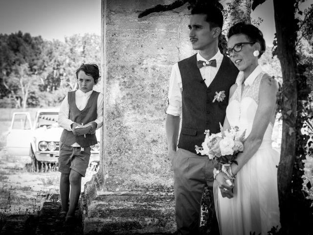 Le mariage de Nicolas et Mélanie à Noves, Bouches-du-Rhône 27