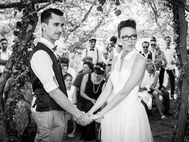 Le mariage de Nicolas et Mélanie à Noves, Bouches-du-Rhône 29