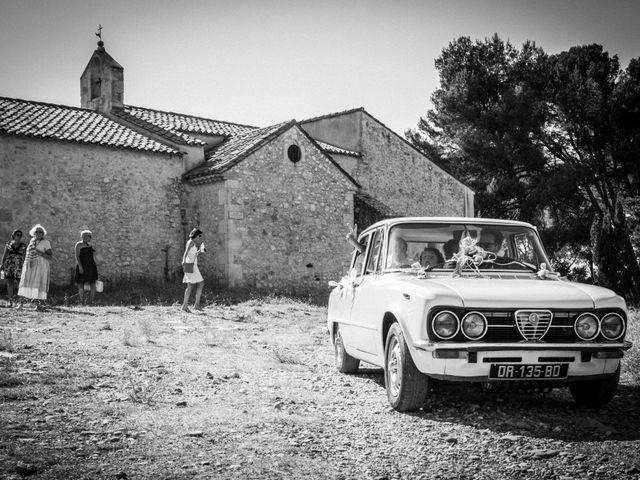 Le mariage de Nicolas et Mélanie à Noves, Bouches-du-Rhône 35