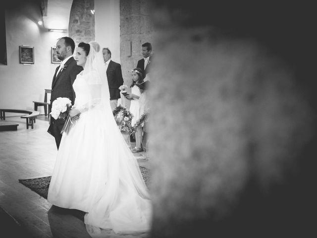 Le mariage de Aurélien et Élise à Saint-Chély-d'Apcher, Lozère 10