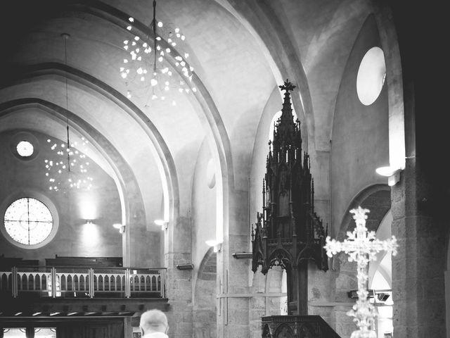 Le mariage de Aurélien et Élise à Saint-Chély-d'Apcher, Lozère 18