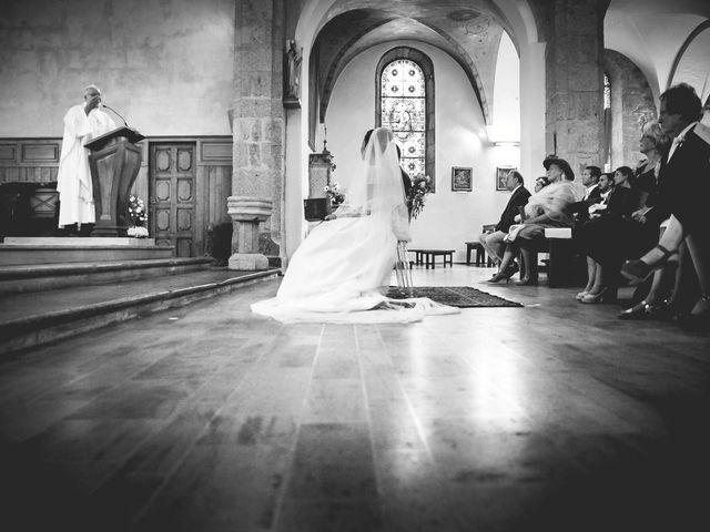 Le mariage de Aurélien et Élise à Saint-Chély-d'Apcher, Lozère 20