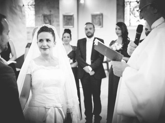Le mariage de Aurélien et Élise à Saint-Chély-d'Apcher, Lozère 25