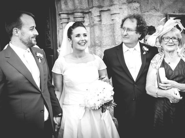 Le mariage de Aurélien et Élise à Saint-Chély-d'Apcher, Lozère 34