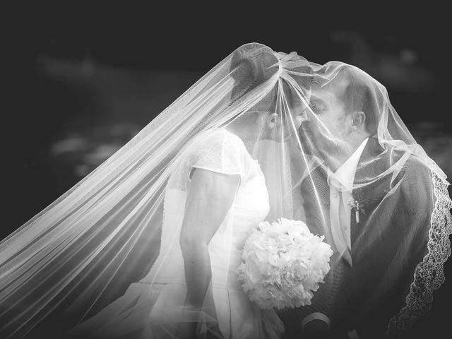 Le mariage de Aurélien et Élise à Saint-Chély-d'Apcher, Lozère 78