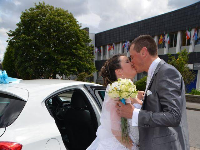 Le mariage de Pauline et Anthony à Plouguerneau, Finistère 4
