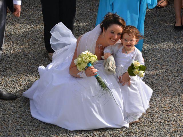 Le mariage de Pauline et Anthony à Plouguerneau, Finistère 9