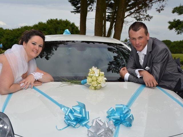 Le mariage de Pauline et Anthony à Plouguerneau, Finistère 10