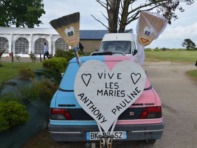 Le mariage de Pauline et Anthony à Plouguerneau, Finistère 13