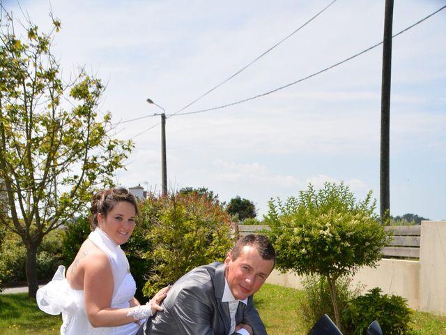 Le mariage de Pauline et Anthony à Plouguerneau, Finistère 16