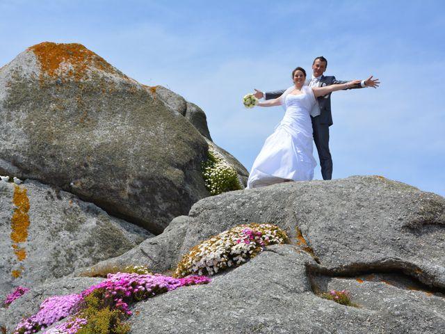 Le mariage de Pauline et Anthony à Plouguerneau, Finistère 17