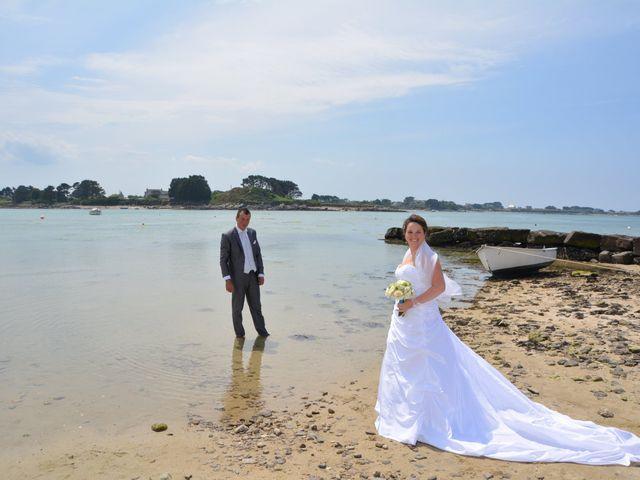 Le mariage de Pauline et Anthony à Plouguerneau, Finistère 18