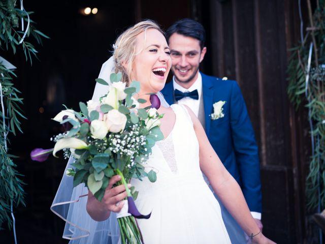 Le mariage de Christina et Eric