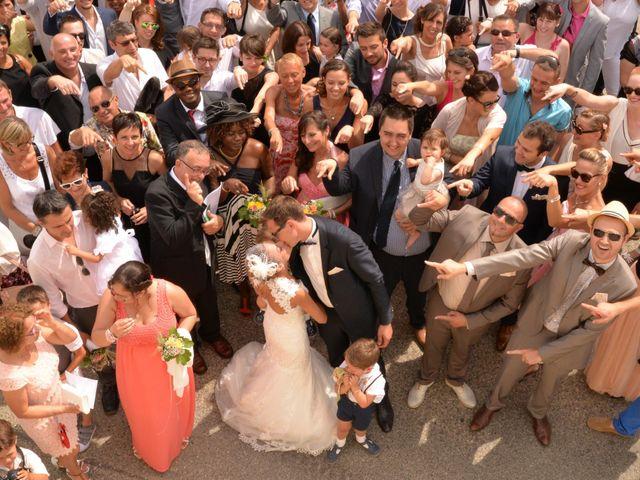 Le mariage de Jeremy et Marielle à Romans-sur-Isère, Drôme 57