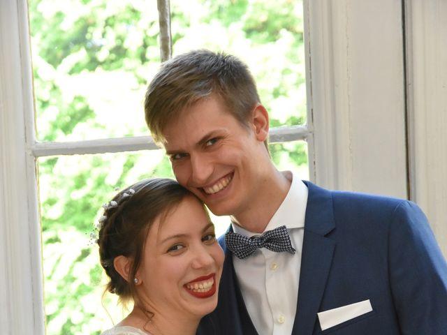 Le mariage de Ben et Sophie à Santeny, Val-de-Marne 5