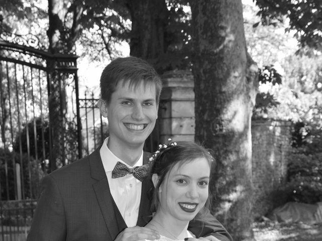 Le mariage de Ben et Sophie à Santeny, Val-de-Marne 6