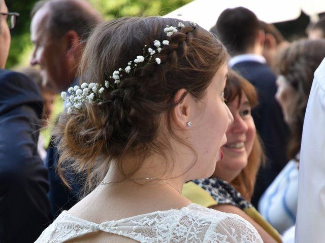 Le mariage de Ben et Sophie à Santeny, Val-de-Marne 7