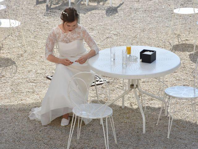 Le mariage de Ben et Sophie à Santeny, Val-de-Marne 11