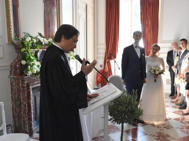 Le mariage de Ben et Sophie à Santeny, Val-de-Marne 13