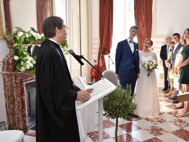 Le mariage de Ben et Sophie à Santeny, Val-de-Marne 14