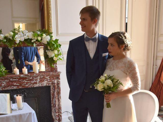 Le mariage de Ben et Sophie à Santeny, Val-de-Marne 15