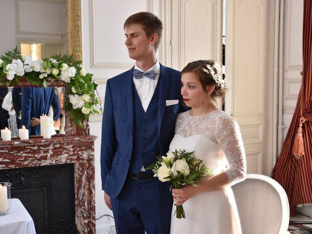 Le mariage de Ben et Sophie à Santeny, Val-de-Marne 16