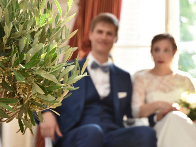 Le mariage de Ben et Sophie à Santeny, Val-de-Marne 17