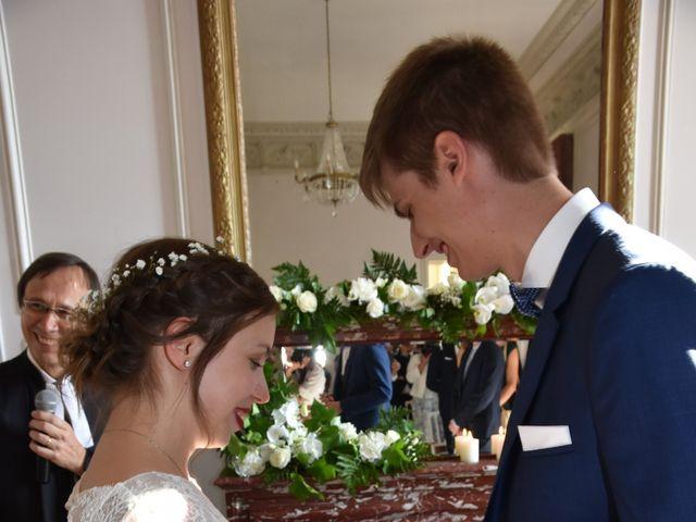 Le mariage de Ben et Sophie à Santeny, Val-de-Marne 18